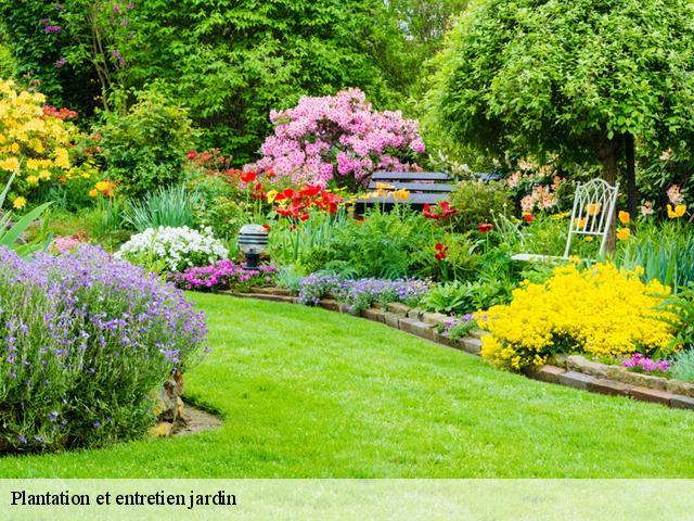 Travaux paysagers, plantation et entretien jardin 76 Seine ...